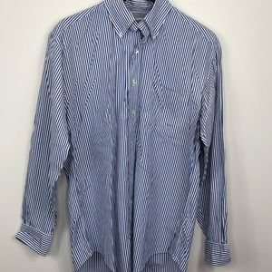 Men's Brooks Bothers Striped Button Down